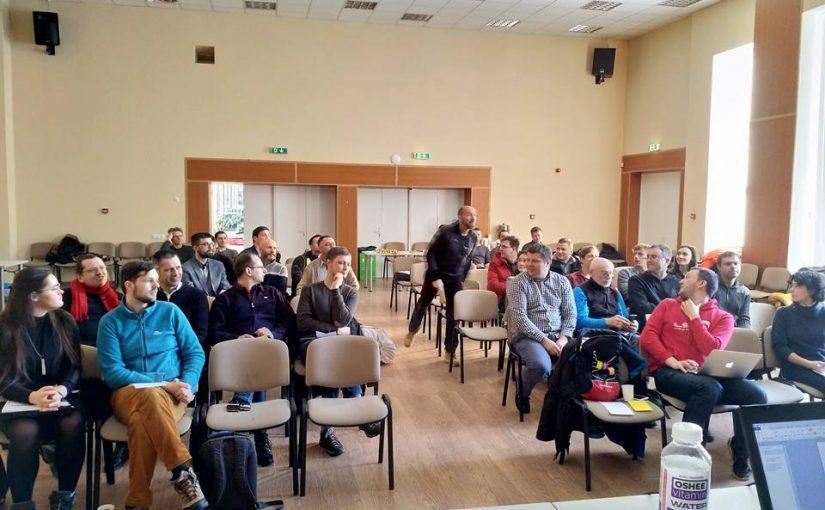 LSPSF ataskaitinė konferencija: Idėjų yra. Reikia rankų!
